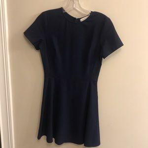 WAYF Navy Dress NWOT